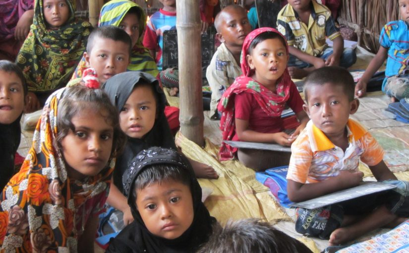 Protecting the vulnerable children & family of Gabura, Satkhira