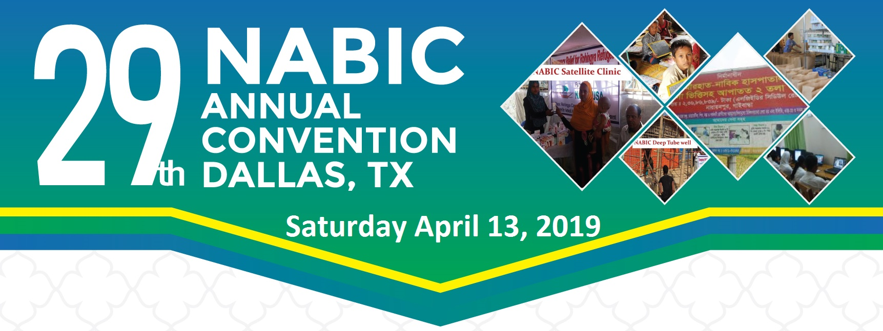NABIC 29th Annual Convention – Saturday, April 13, 2019